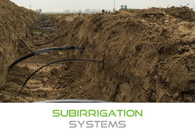 Subirrigation systems